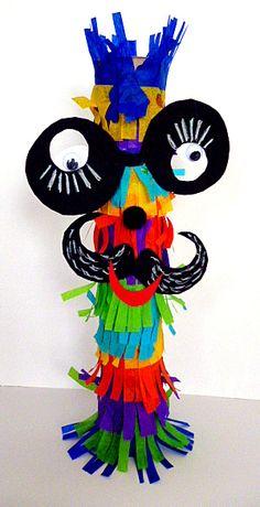 clowns aus hexentreppen fasching basteln meine enkel und ich made with. Black Bedroom Furniture Sets. Home Design Ideas