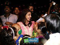 Priyanka Chopra at the Special screening of 'Mary Kom' at PVR Cinemas in Juhu, Mumbai