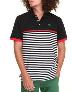 Love this Down From Earth S/S Polo by LRG on DrJays. Take a look and get 20% off your next order!