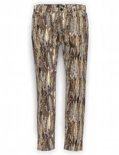 BDG by Urban Outfitters Feather Printed Jeans