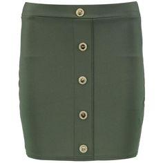 Boohoo Samira Utility Button Detail Mini Skirt | Boohoo ($16) ❤ liked on Polyvore featuring skirts, mini skirts, circle skirts, short pleated skirt, mini skirt, short maxi skirt and midi skirt