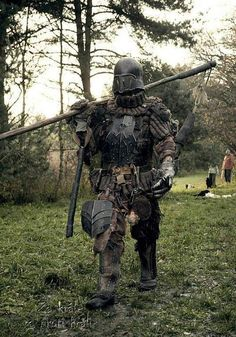 LARP costumeHeavy orc warrior Gorbag » LARP costume