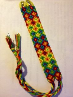 Learn how to make friendship bracelets