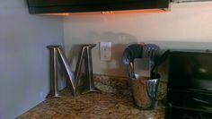 Kitchen counter decor - home decor