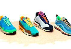 """Nike Air Max – """"Beaches of Rio"""" Pack"""