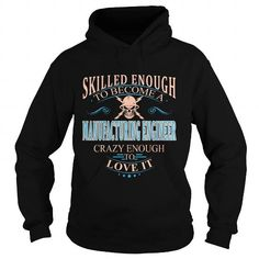 MANUFACTURING ENGINEER T Shirts, Hoodies. Check price ==► https://www.sunfrog.com/LifeStyle/MANUFACTURING-ENGINEER-107600752-Black-Hoodie.html?41382