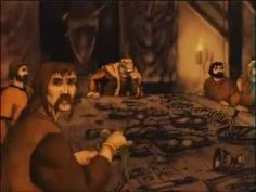 Beowulf Animated 1998 Part 1/6 - YouTube NOT to replace the book but help keep track of what is going on in the book.  Use for context.