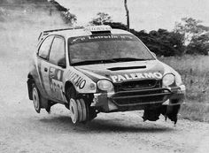 Go hard or go home! ❤️ Pancho Gorostiaga⛽️ (via Rally-Magazin) #rally #petrocamp