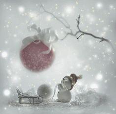 Like ♥♪♫ Comment ♥♪♫ Share Merry Christmas Love and Light *!* Feliz Navidad Amor y Luz *! Merry Christmas Gif, Christmas Scenes, Merry Christmas And Happy New Year, Vintage Christmas Cards, Christmas Wishes, Christmas Pictures, Christmas Snowman, Christmas Greetings, Winter Christmas