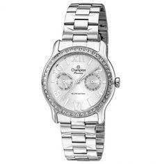 e690b1c17ab Relógio Feminino Multifunção Champion