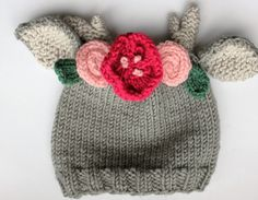 This listing is for a knitting pattern, not a finished product! A precious and comfy hat to knit for your little free spirit! Pattern is sized for 6-12 month, 12-18 month, and toddler. Knits up quickly! Can be made with or without antlers to create a boho deer or lamb. This pattern was created with care so mommas and friends can easily create a handmade treasure to keep or gift! SIZE 6-12 month: 14 in (36 cm) circumference, 6.5 in (16 cm) tall 12- 18 month: 15 in (38 cm) circumference, 7 in…