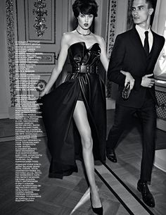 Russian Style (Vogue Russia)