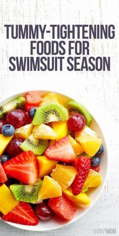 10 healthy foods to eat for bikini season!