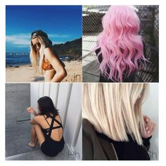 """Girl's Hair."" by emmafromrio ❤ liked on Polyvore featuring beauty"