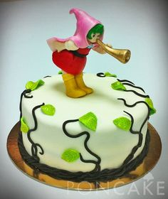 Grimm Brothers Cake - Torta de los Hermanos Grimm