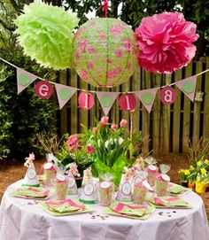 Lilly luncheon napkin...I love these!!! .fiercesouthernbelle.blogspot.com   Pink u0026 Green   Pinterest   Napkins Dinner table and Babies & Lilly luncheon napkin...I love these!!! www.fiercesouthernbelle ...