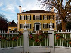 King Caesar House Duxbury MA