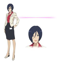 Kanajo Toujô interpretará a Hiromi Shirahane, la madre de Yukina.   Kuromukuro se estrenará en abril, presenta su historia, nuevo tráiler, y sus personajes