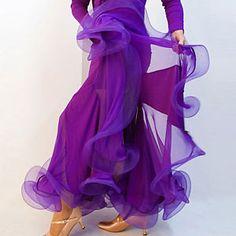 Latein Salsa Tango Samba Rock Hüftrock Tanzrock Latino#FM001 7 Farben   eBay