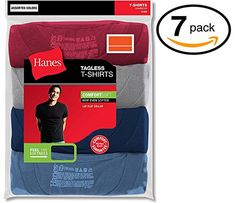 Our incredibly soft Hanes Crew Neck T- shirts now with advanced odor protection technology attacks the odor-causing bacteria in your clothing that causes your underwear and socks to smell– so you can feel fresh all day.  http://darrenblogs.com/us/2018/01/20/hanes-red-label-mens-freshiq-comfortsoft-crewneck-t-shirt-bonus-pack/