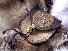 Vikings and pagan things