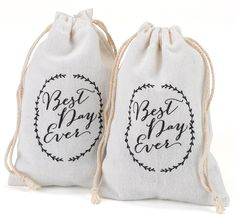 These Rustic Vines Favor Bags are a great way to thank your guests for attending your wedding or special event.