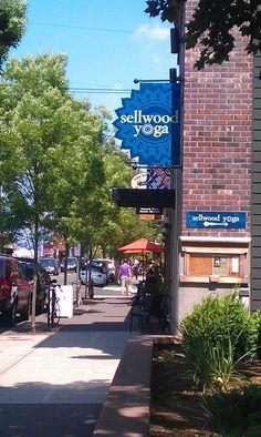 Sellwood Yoga - Portland, OR