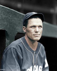 HOF Rightfielder Harry Hooper.  17 Years in the majors with both Red Sox and White Sox.