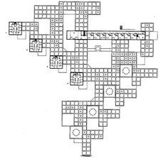 - The Amsterdam Orphanage by Aldo van Eyck Healthcare Architecture, Famous Architecture, Architecture Plan, Architecture Details, Autocad, Aldo Van Eyck, Gigon Guyer, Cad Drawing, Urban Design
