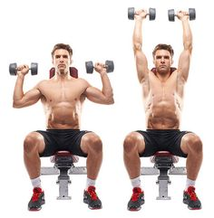 The 7 simple and easy, but effective fat burning workouts at home.