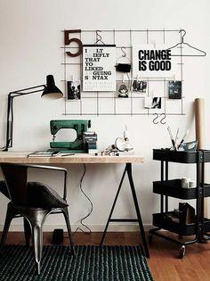 11 Espacios De Trabajo Minimalistas Que Te Van A Encantar | Cut & Paste – Blog de Moda