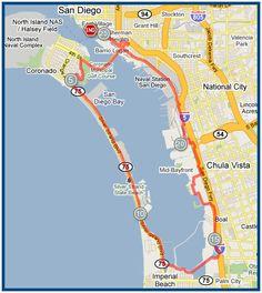 Bike The Bay Ride Information- Community Bike Ride Around the San Diego Bay!