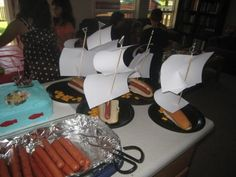 We served this at our last pirate party and it was a big hit!