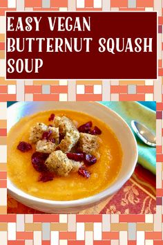Carrots And Potatoes, Roasted Carrots, My Recipes, Gluten Free Recipes, Vegan Butternut Squash Soup, Types Of Bread, Cooking, Easy, Food