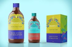 Corpus Medica Product packaging design by electr0nika