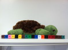 ketchen's kindergarten-measure stuffed animals with cubes. Student draws animals and writes.my ____is _____cubes long. Measurement Kindergarten, Numbers Kindergarten, Math Measurement, Teaching Math, Math Activities, Preschool Activities, Measurement Activities, Teaching Ideas, Math Lesson Plans