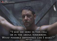 #Gladiator (2000) - #Maximus