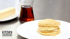 Pancakes are delicious and easy to make, but why do they often come out flat, unevenly cooked, and chewy instead of fluffy? Learn all the tricks you'll need ...