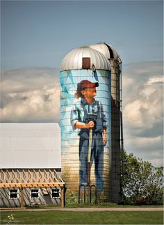 23 ideas for street art graffiti awesome house Murals Street Art, 3d Street Art, Street Art Graffiti, Mural Art, Street Artists, Graffiti Artwork, 3d Artwork, Art 3d, Country Barns