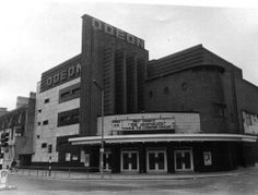 The Once Mighty Odeon Cinema in Newport. Newport Gwent, Newport Wales, Cardiff, Olympia, Cinema, Exterior, History, 1970s Childhood, Building