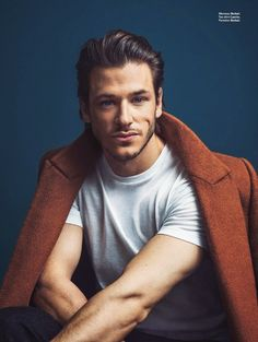 Gaspard Ulliel images TÊTU Magazine (September) HD wallpaper and background photos Gaspard Ulliel, Mode Masculine, Photo Glamour, French Man, Dream Guy, Actor Model, Male Face, Male Beauty, Perfect Man