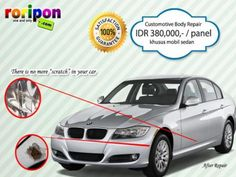 car body repair only at www.roripon.com