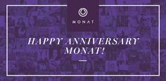 HAPPY ANNIVERSARY MONAT! | MONAT GLOBAL