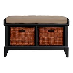 Entryway bench | Crate & Barrel (not available anymore)