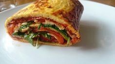 Low Carb Pizzarolle 1