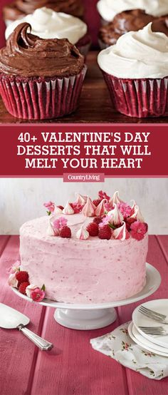This Valentine's Day, serve up something sweet to your sweetheart! #valentinesday #valentinesdaydesserts #nobakedesserts #valentinesdaysweets