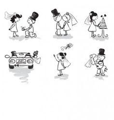 Resultado de imagen para imagenes para invitaciones de boda animadas