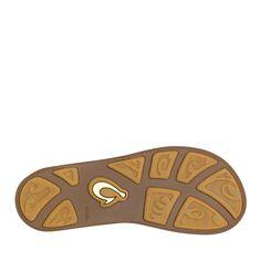 f70c6c54fe6e OluKai Women s Kumu Rose Gold   Bean Sandal - 6 B(M) US