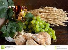 Resultado de imagem para santa ceia pão e vinho