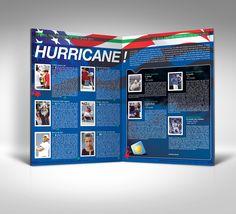 Création et conception du magazine de tennis GrandChelem